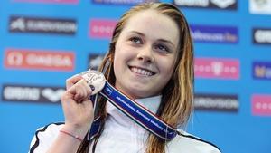 Sycerika McMahon: women's 100m breaststroke