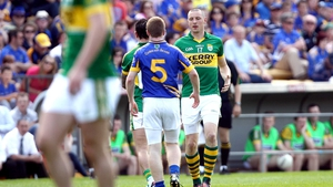 Kieran Donaghy started on the bench but was needed to help Kerry over the line. They won 0-16-0-10