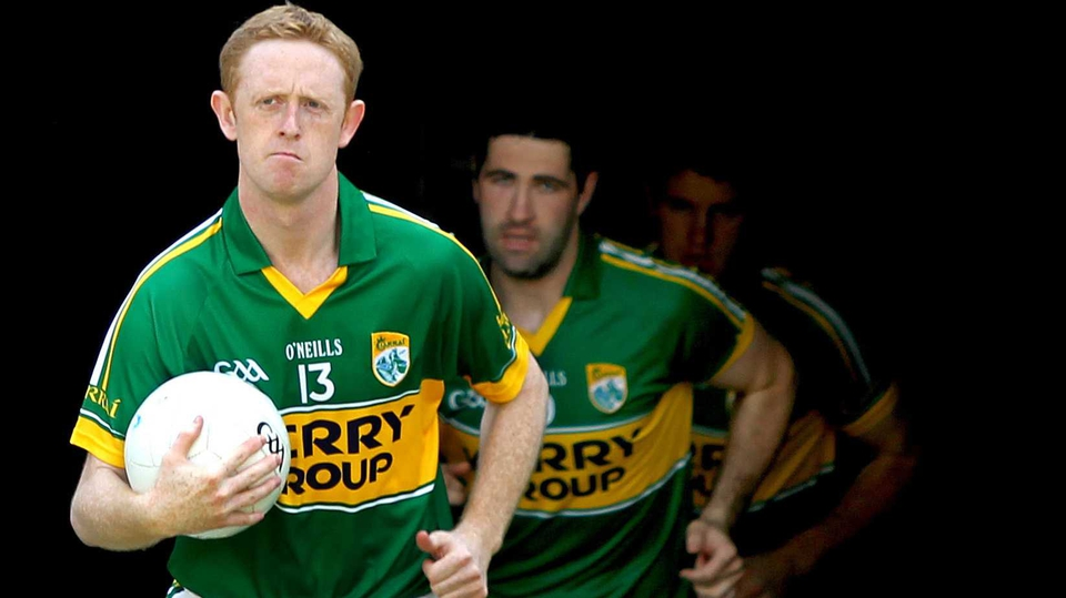 Colm Cooper led out his team as they started their search for Sam against Tipperary in Thurles
