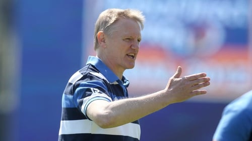 Joe Schmidt has stated that his immediate commitment is to Leinster