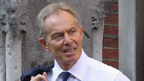 Tony Blair's premiership came to be defined by the Iraq War