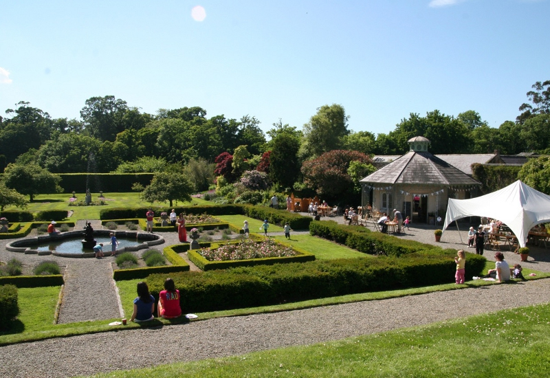 Artisan food and craft at Killruddery Farm