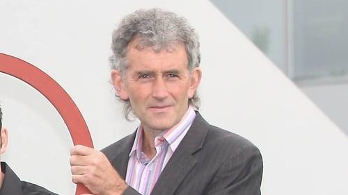 Jerry Kiernan represented Ireland at the 1984 Olympics