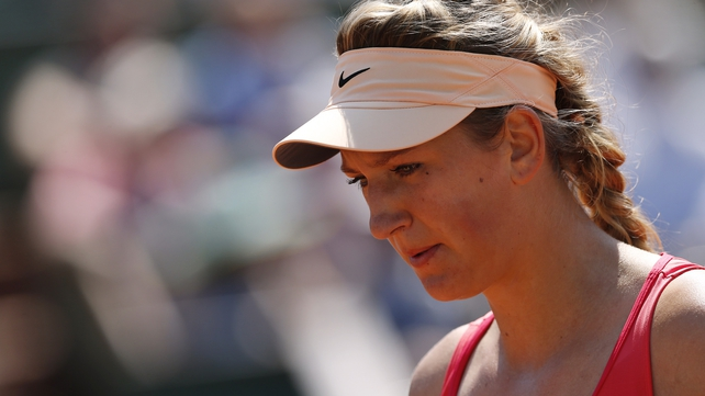 Victoria Azarenka dropped just four games against Kirsten Flipkens
