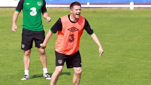 Robbie Keane feels the delay ruined the opening part of the game in Hungary