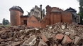 Timeline: Deadly quakes in Italy