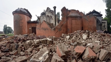 23 people were killed after two violent shocks 10 days apart in the Emilia Romagna region in May 2012