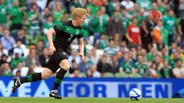 Paul McShane has been included in Giovanni Trapattoni's squad