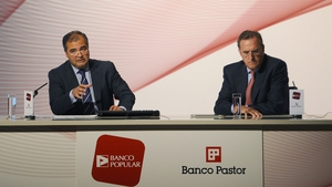 Banco Popular shares slumped 4.32% to 1.64 euros after the news broke that it is seeking new capital to meet tough new banking requirements