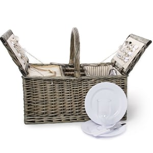 Four person picnic basket, Dunnes Stores, €60