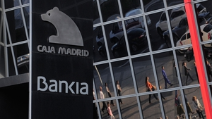 Caja Madrid was folded into Spain's banking conglomerate Bankia in 2010