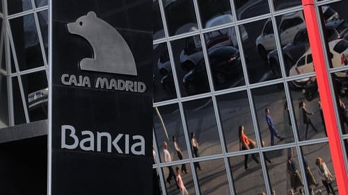 low interest rates weighed negatively on Bankia's performance