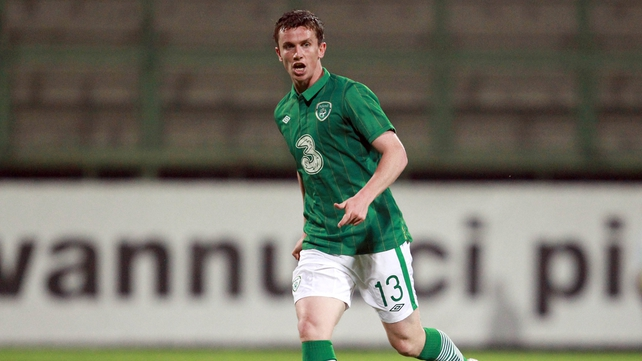 Kevin Foley told Giovanni Trapattoni that he wasn't ready to return to the squad just yet