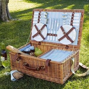 Wicket picnic basket, Littlewoods, €94