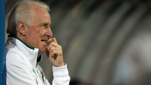 Giovanni Trapattoni leads Republic of Ireland to its first European Championship in 24 years - can they emerge from Group C?