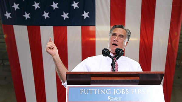 Mitt Romney will become the first Mormon White House nominee