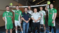 Lucas O'Ceallachain of Irish Olympic Handball talks about the sport in the country