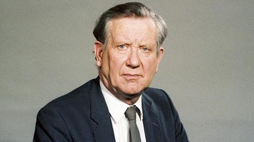 Pádraig Faulkner was Ceann Comhairle of the Dáil in 1980/1981