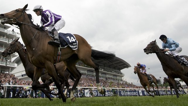 Was was victorious for Ballydoyle in 2012
