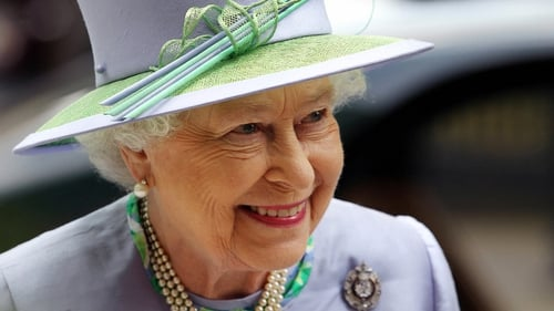 Britain's Queen Elizabeth has been admitted to hospital with symptoms of gastroenteritis