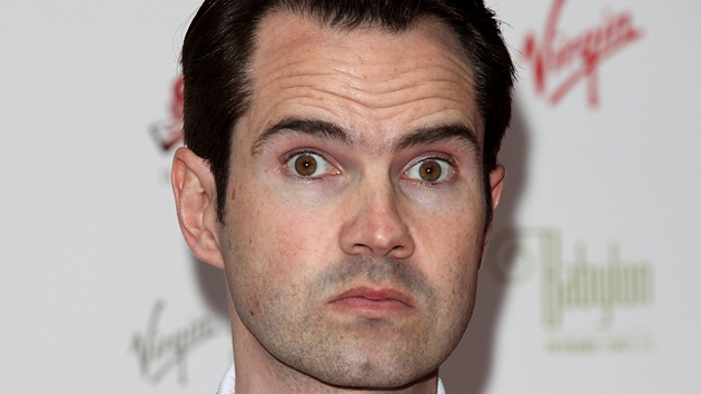 8 out of 10 Cats host Jimmy Carr - could he part of the Time Crashers crew?