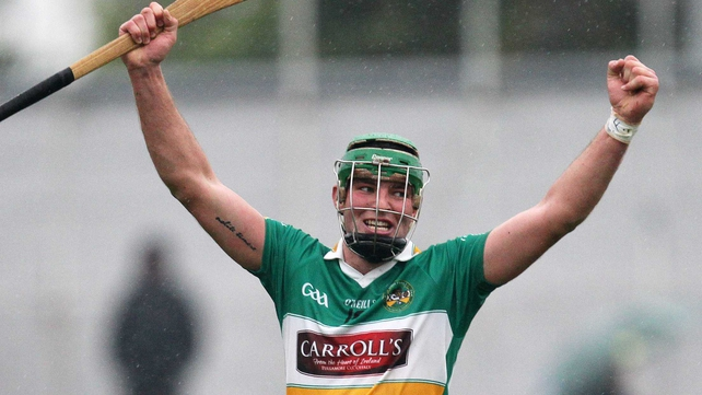 Joe Bergin's goal proved to be the difference between Offaly and Carlow