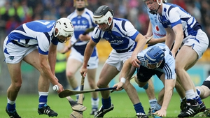 Laois did battle gamely towards the end