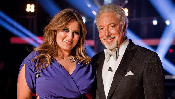 Leanne Mitchell won the show after being mentored by Sir Tom Jones
