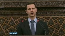 Assad denies involvement in Houla killings