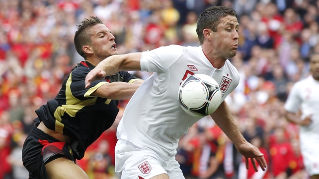 Cahill another absentee at the back as England prepare for double header