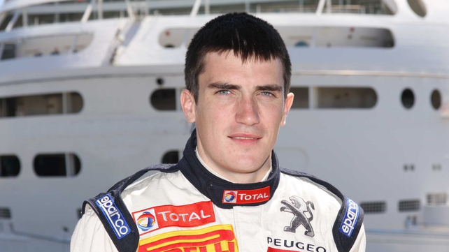 Craig Breen was voted World Rally Driver of the Year by the WRC