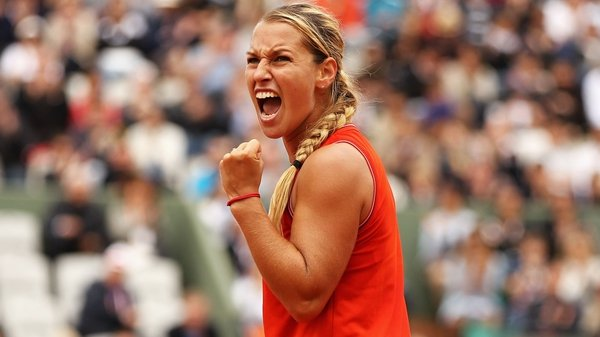 Slovakia's Dominika Cibulkova produced the performance of her career to date when knocking Victoria Azarenka out of the French Open