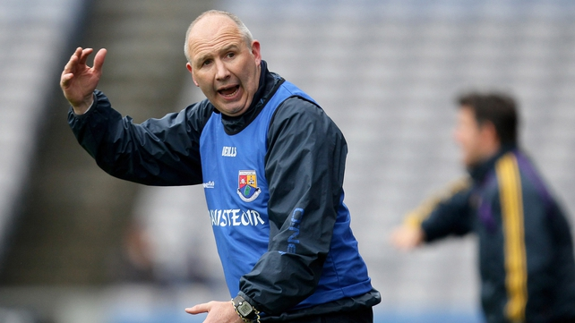 Longford manager Glenn Ryan saw his side score in injury time in Croke Park to earn a draw