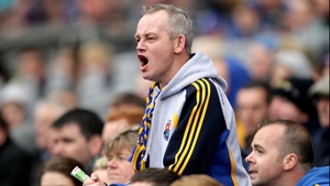 Longford supporters were relieved to earn a replay at the end