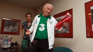 Republic of Ireland manager Giovanni Trapattoni was speaking at a press briefing in Hungary this evening