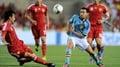 Iniesta inspires Spanish victory