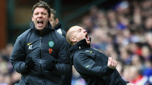 'Alan was informed of the decision to terminate his employment with immediate effect in a telephone conversation with the club manager Neil Lennon.'