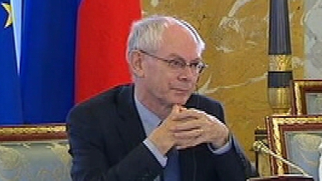 Herman van Rompuy said he expects the deal to go ahead