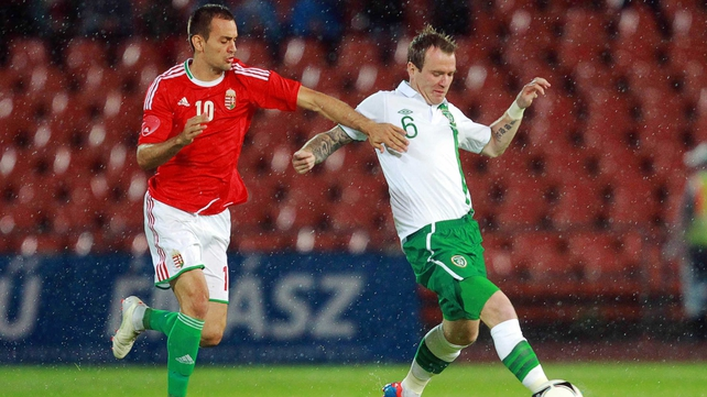 Glenn Whelan is hoping that  Giovanni Trapattoni will continue with his midfield changes