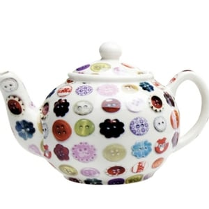 Avoca Buttons 2 Cup Teapot; €34.50 from Avoca