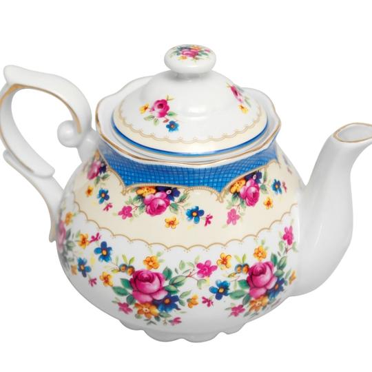 Regency Teapot; €