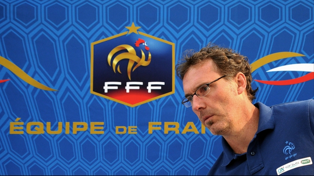 Laurent Blanc is coy about his side's chances