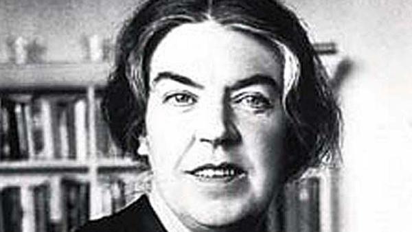 Mary Lavin, author of The Joy Ride