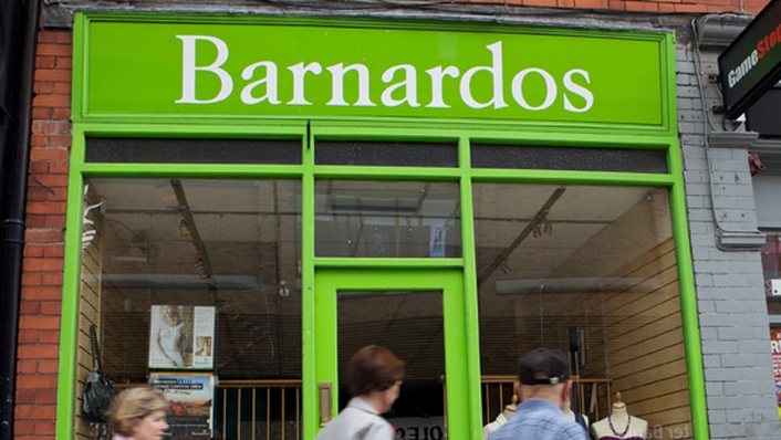 Barnardos say one in ten living in food poverty