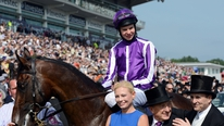 Joseph O'Brien reflects on his Epsom Derby success