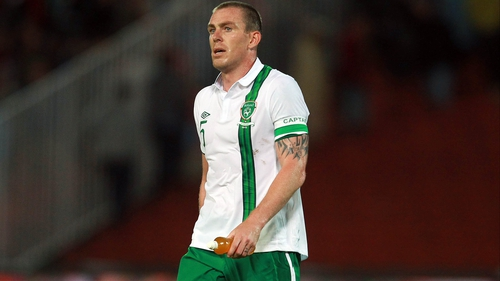 Richard Dunne is hoping to be fit for the next international match against Poland in February