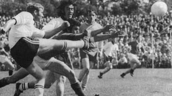 Barnes Murphy led Sligo to only their second Connacht success in '75