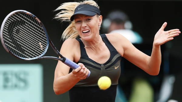 Maria Sharapova has won three of her five previous encounters with Petra Kvitova