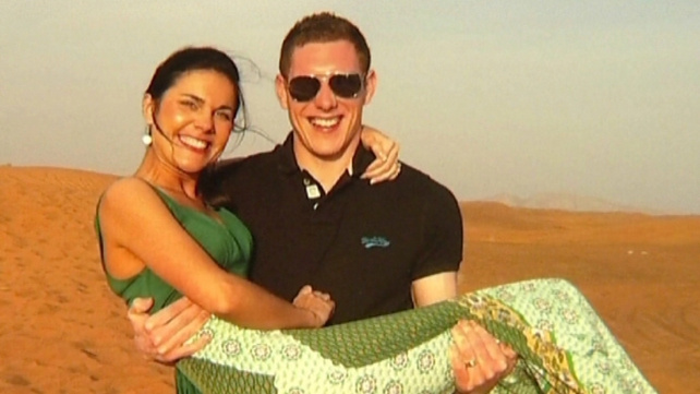 Michaela McAreavey was killed while on honeymoon with her husband John