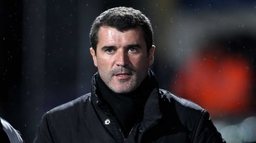 Roy Keane: 'It will be tough for Ireland, but they will have a good go as all Irish teams do'